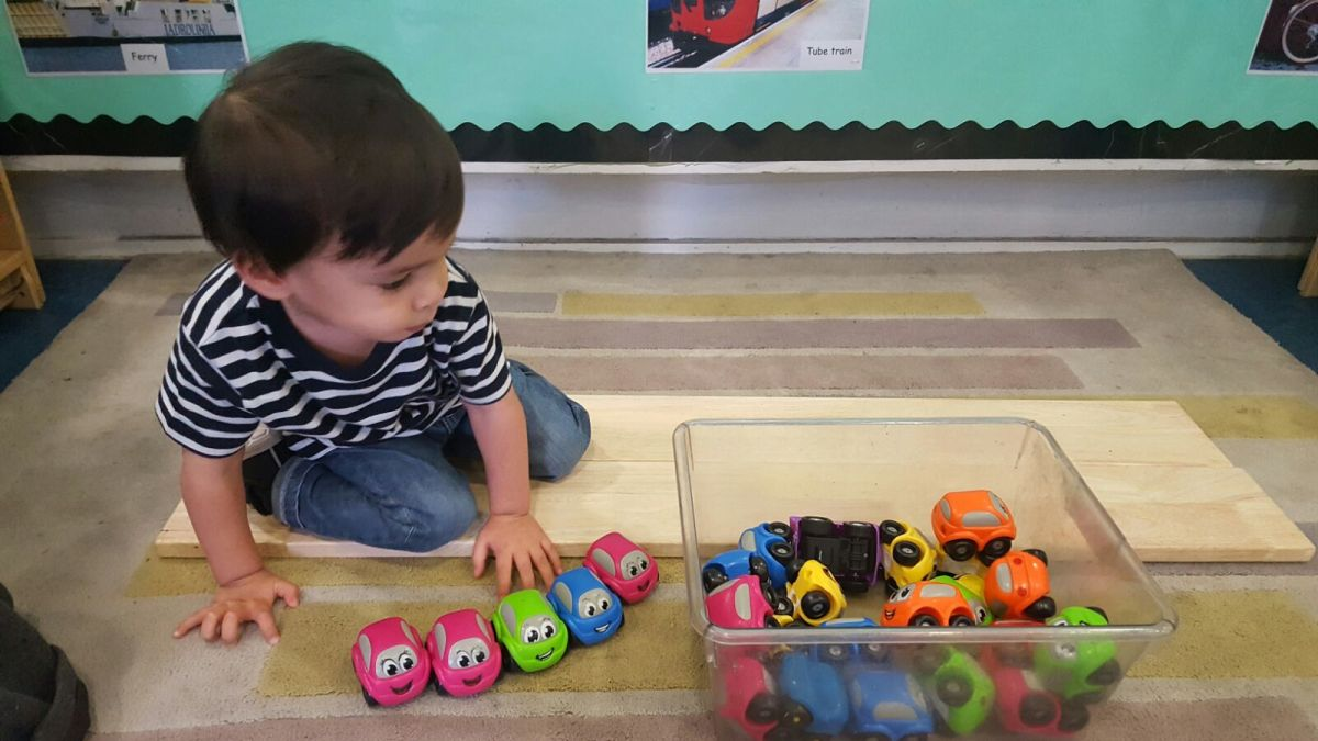 Is Our 2 Year-Old Ready ForPre-School