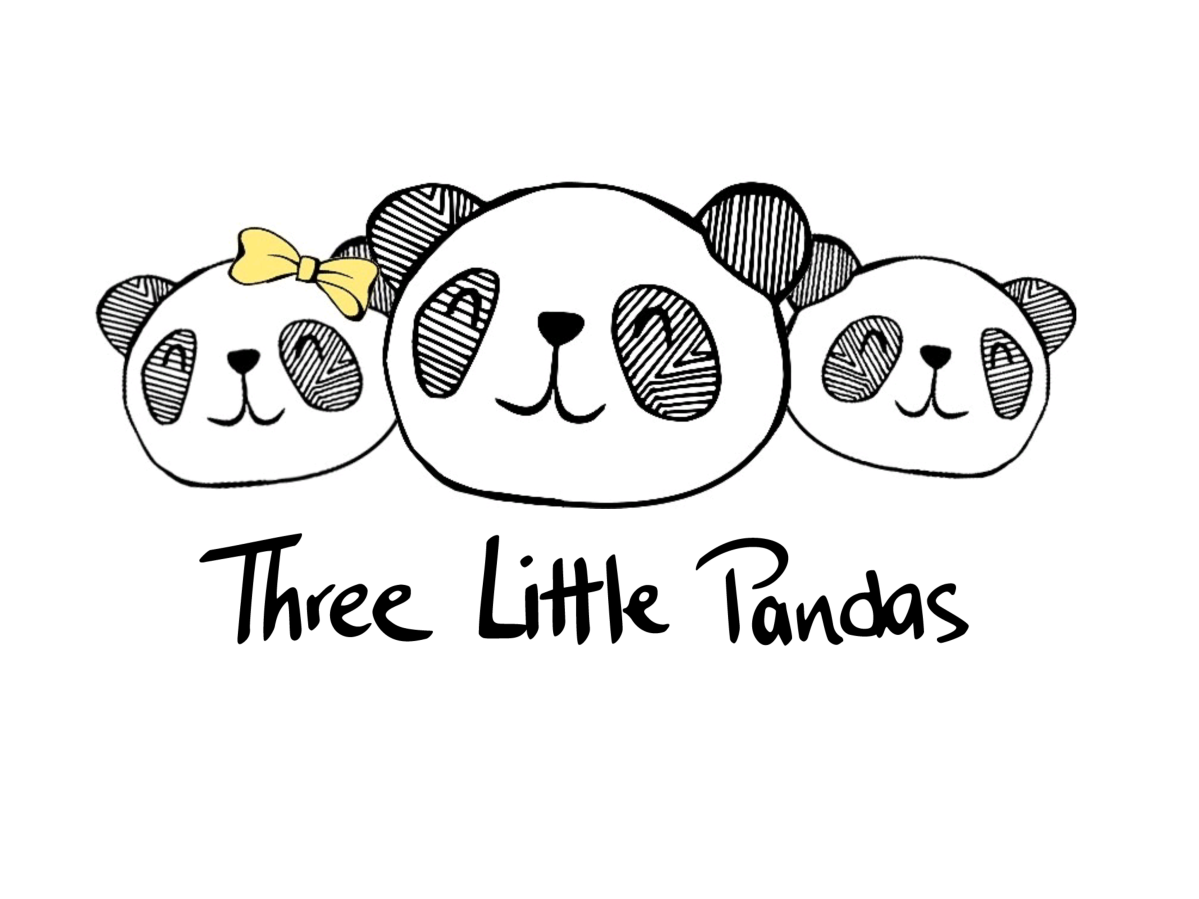 Three Little Pandas, One Big Dream