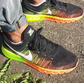 Nike Air Max Flyknit 2013