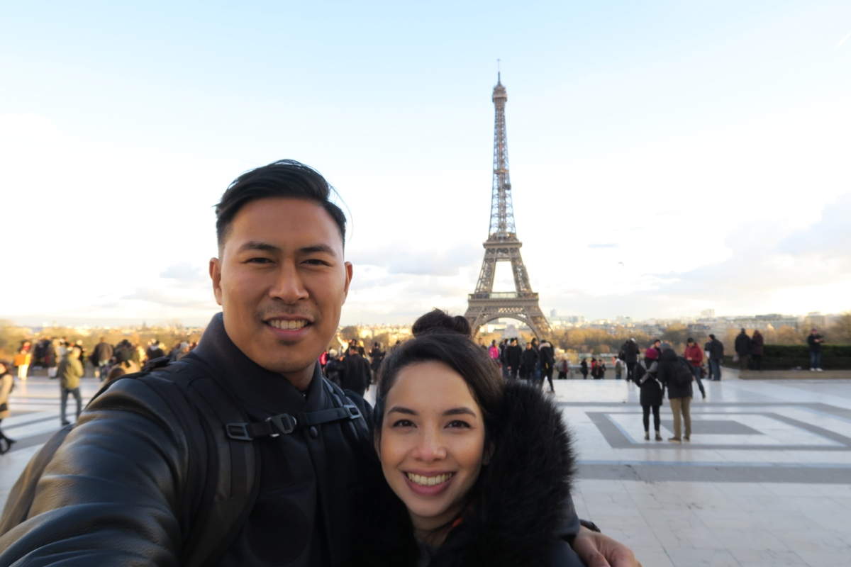 Paris For The Weekend – The Missus' 30th Birthday Getaway (Vlog)